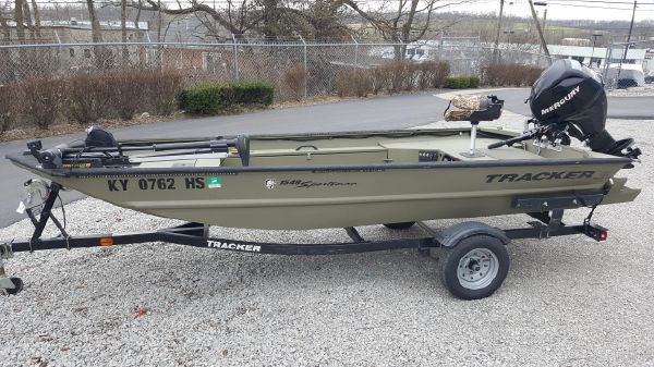 Tracker Grizzly 1548 Sportsman