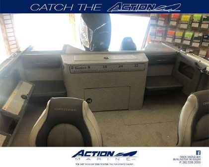 Crestliner Authority 2250 image