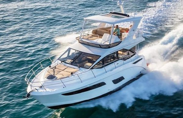 2019 Sea Ray Fly 460