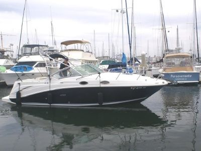 2007 Sea Ray<span>27 Amberjack</span>