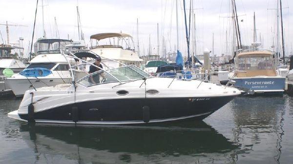 Sea Ray 27 Amberjack