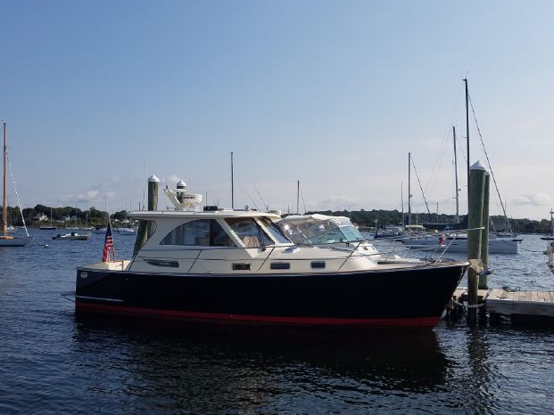 2008 Legacy Yachts