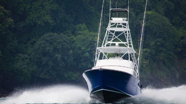 Maverick Yachts Costa Rica 50