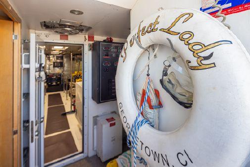 Hatteras 84 Raised Pilothouse MotorYacht image