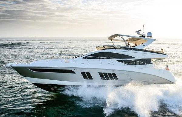 2019 Sea Ray L650 Fly