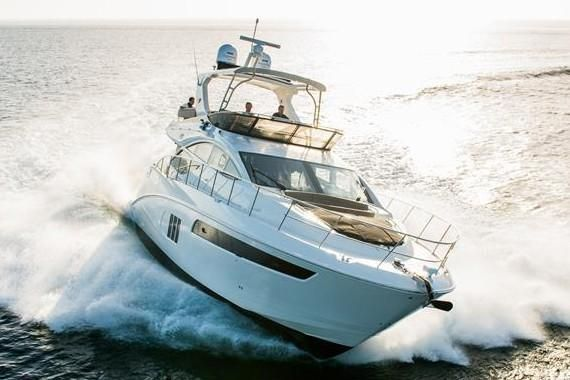 2019 Sea Ray L590 Fly