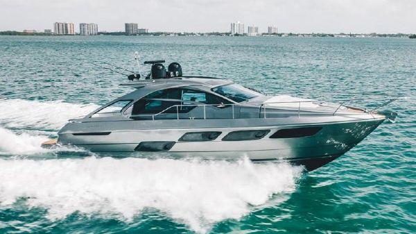 Pershing 54 5x Motor Yacht