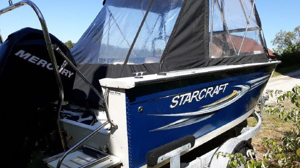 Starcraft Super Fisherman 180