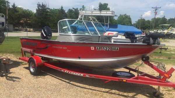 Alumacraft Navigator 165 Sport