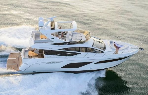 2019 Sea Ray L550 Fly