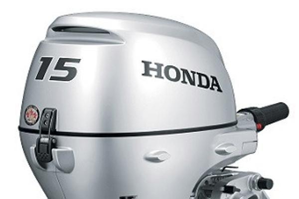 Honda 15hp Electric Start - main image