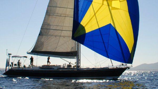 Baltic 64-005 semi custom Sailing
