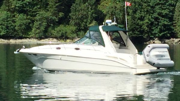 Sea Ray SUNDANCER 340