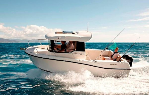 2018 Quicksilver 605 Pilothouse
