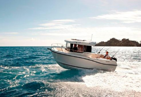 Quicksilver 605 Pilothouse image