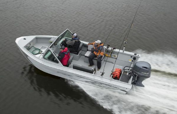 2020 Smoker Craft 2072 Pro Sportsman DC