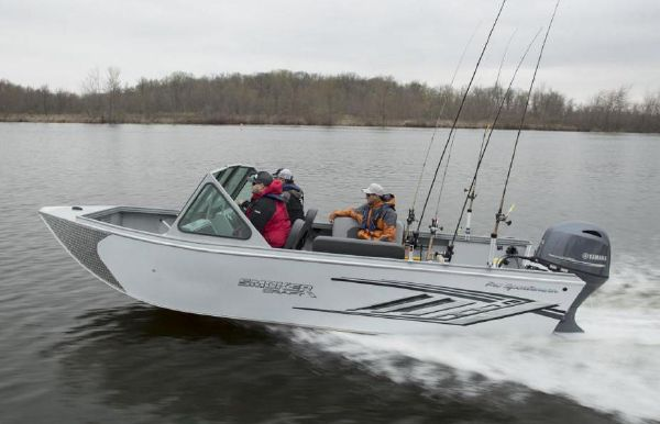 2021 Smoker Craft 1872 Pro Sportsman DC