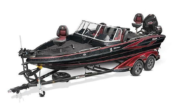 2019 Triton 206 Fishunter