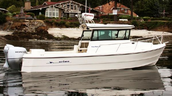 Arima Sea Ranger 21 Hardtop Manufacturer Provided Image