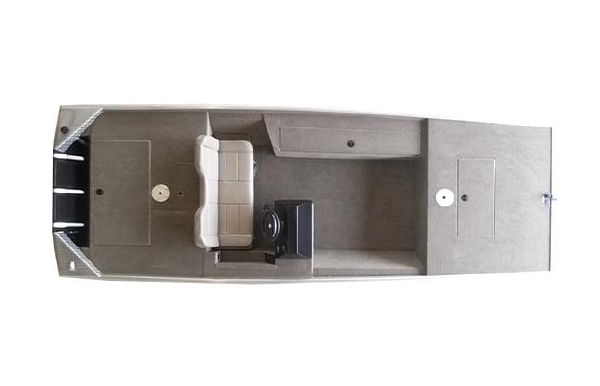 2017 Alweld 1756JC Jet Boat