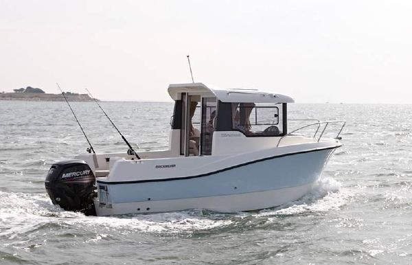 2018 Quicksilver 555 Pilothouse