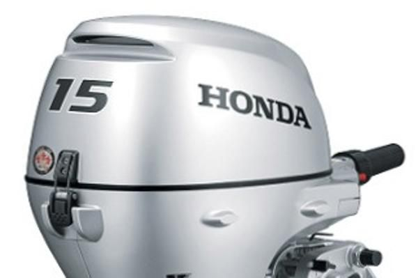 Honda 15hp Rope Start - main image