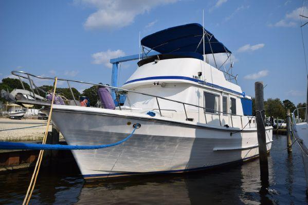 Present Yachts Trawler