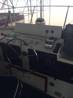 Hatteras 70 Cockpit Motor Yacht image