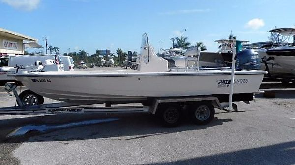 Pathfinder 2200 Center Console 2006 Pathfinder 2200 Center Console