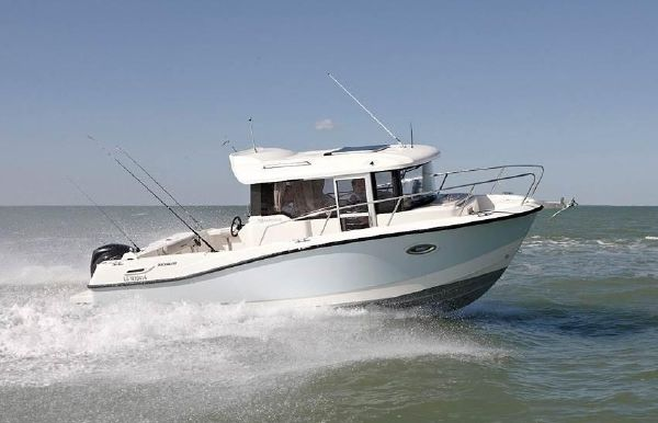 2018 Quicksilver 755 Pilothouse