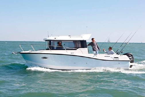 Quicksilver 755 Pilothouse image
