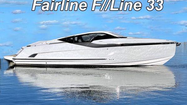 Fairline F//Line 33