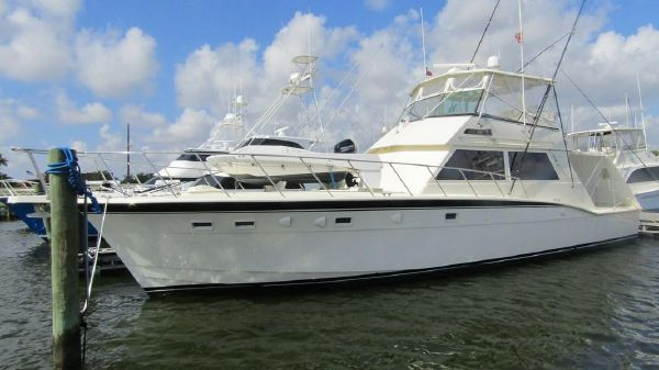 Hatteras 55 Convertilbe Sportfish