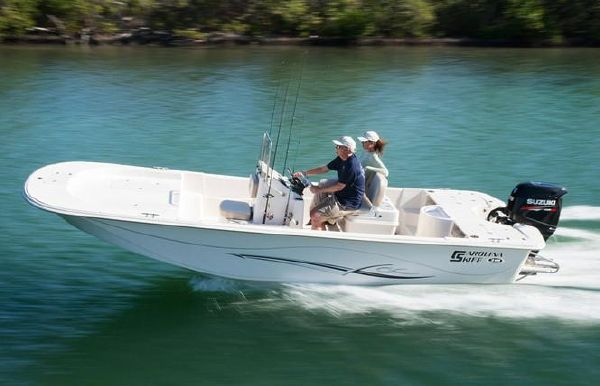 2020 Carolina Skiff 178 DLV
