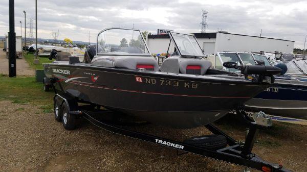 Tracker Targa V-18 Combo