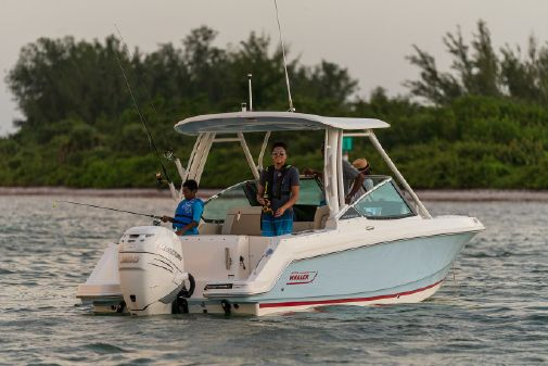 Boston Whaler 240 Vantage image