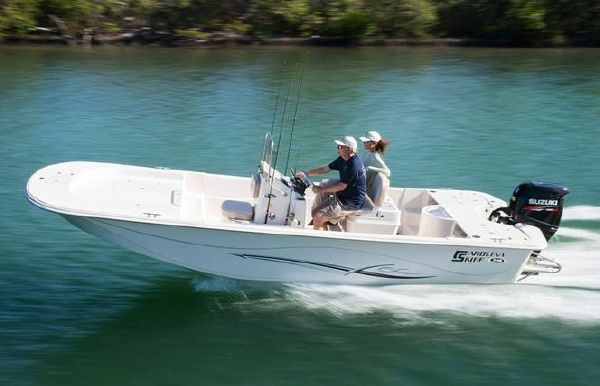 2020 Carolina Skiff 218 DLV