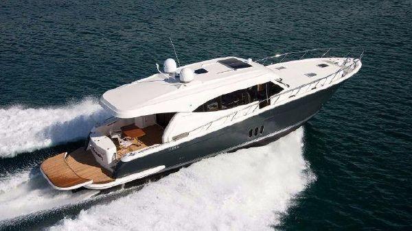 Maritimo Yachts S62 Starboard Running Shot