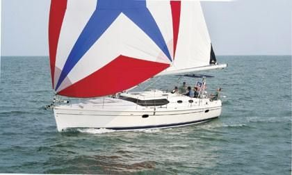 Hunter 45 Deck Salon Hunter 45 deck saloon for sale