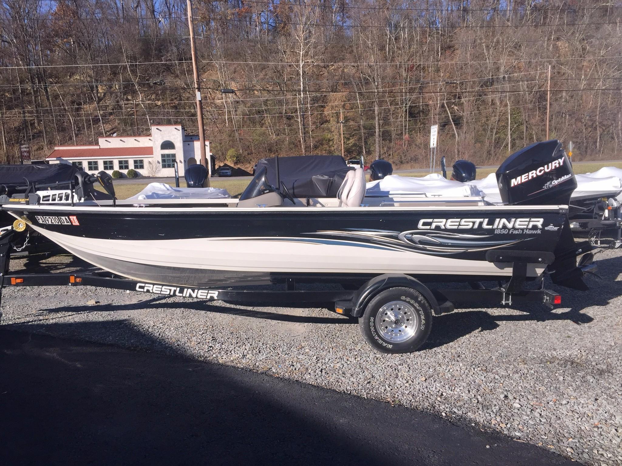 2008 Crestliner 1850 Fish Hawk Sc 6542326rhtownemarine: Fuel Tank Location On 1850 Fishhawk At Elf-jo.com