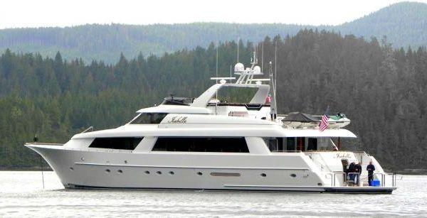 Westport/Shaw Motoryacht