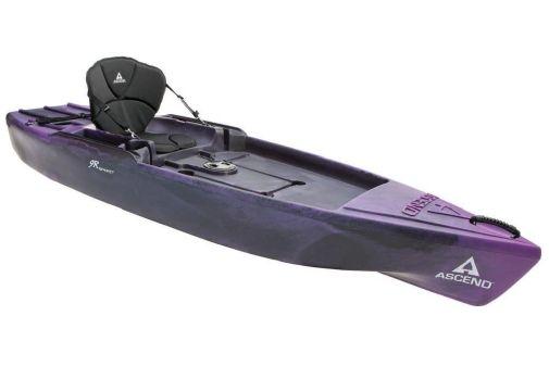 Ascend 9R Sport Sit-On (Purple/Black) image