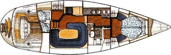 Dehler 41 DS image