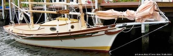 Covey Island 27' Ketch image