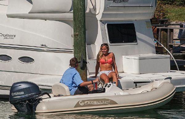 2018 Capelli Tempest 340 Yacht Tender