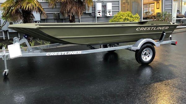 Crestliner 1546 Retriever B3220