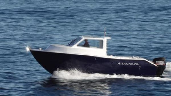Atlantis Cuddy 26