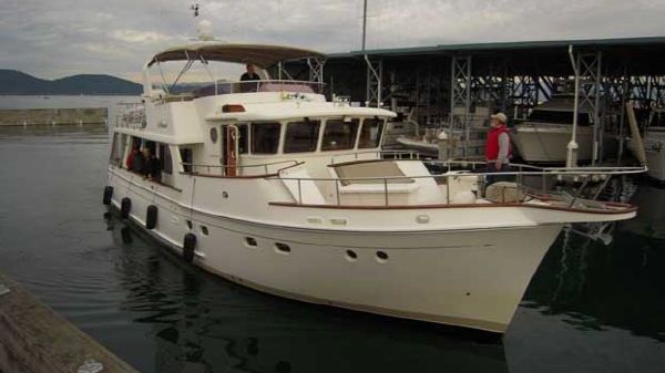 Selene 55 Wide Body Trawler