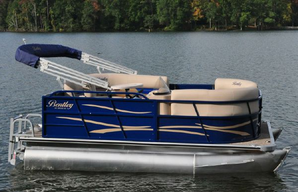 2017 Bentley Pontoons 140 Li'l Bentley
