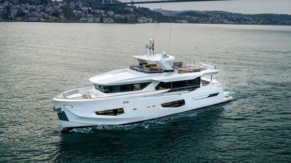 Numarine 26XP - Hull #17 Early 2022